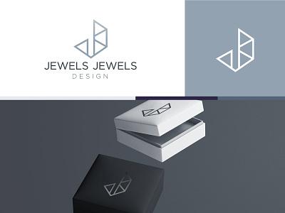Logo for an online jewellery jewelery silver logodesignersclub logodesinger logo design logotype logos design minimal illustrator icon branding clean flat identity logodesign jewels smart jewellery logo