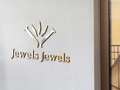 Logo for an online jewelry font font family fonts jewels jewel jewellery logo design logotype illustration vector icon minimal logo identity design flat brand identity brand design clean branding