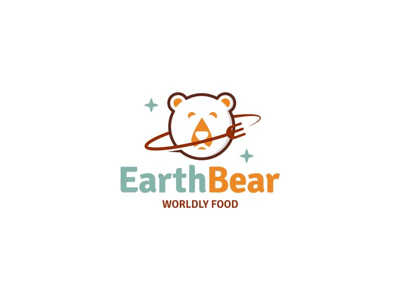 Logo for EarthBear
