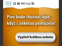 web banner for Gemius