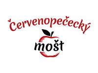 """""""Červenopečecký mošt"""" - logo"""