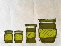 Jam-jars