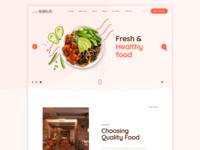 Homepage -  Restaurant