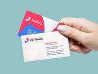 Jornalia | Brand Design. Plataforma: Nómina de sueldos