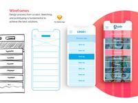 Infoodence | Brand + UX&UI + App Design