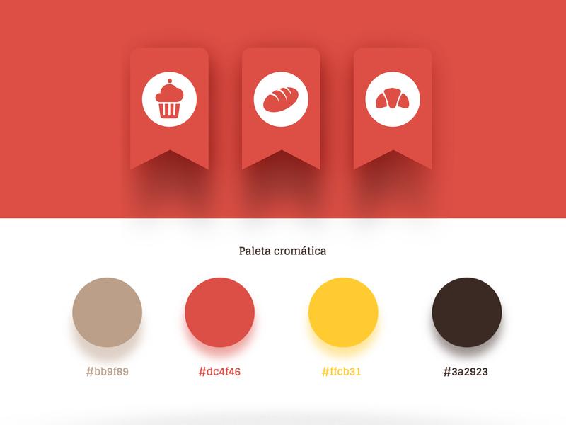 Dánica | Web Design website web design web ux ui responsive design branding brand identity