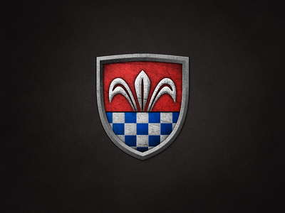 Coat Of Arms logo illustrator photoshop 3d coat of arms