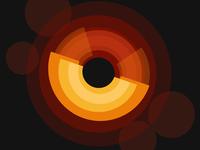 Finally captured a black hole!