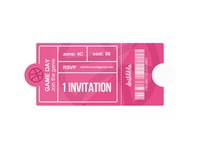 Ticket release