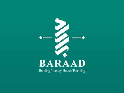 Baraad House Branding Logo