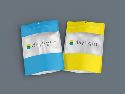 Daylight Cannabis package design minimalistic logodesign minimal design branding brand identity branding design packaging packagedesign