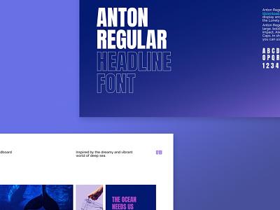 Lonely Whale Brand Book design brand design branding brand identity