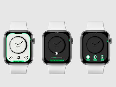 Westword apple watch (customization 2) watchos watch app userinterface user experience black design adobe xd ux ui