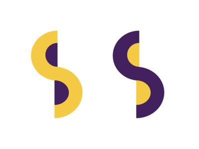 Logotype concept: S