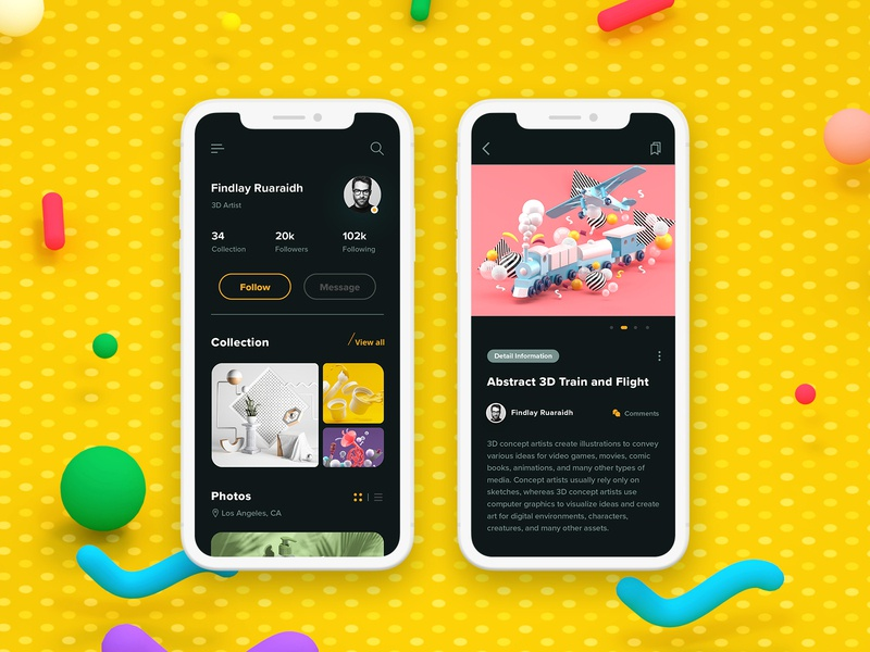 Daily UI Design 07