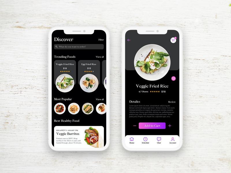 Daily UI Design 08