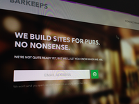 Barkeeps Dribbble