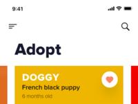 Browse a pet