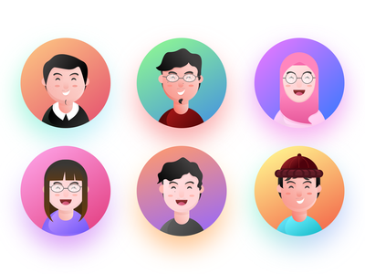 Pixelz Avatar cartoon illustration cartoon character character cartoon avatar icons icon character design avatar design illustration