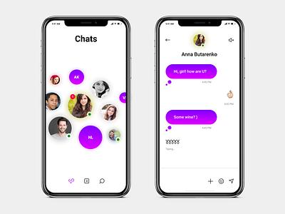 013  Direct Messaging gradient figma messaging direct 013