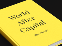 World After Capital - Book Mockup