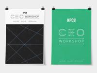 KPCB - Posters