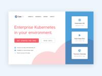 CoreOS Web Concept