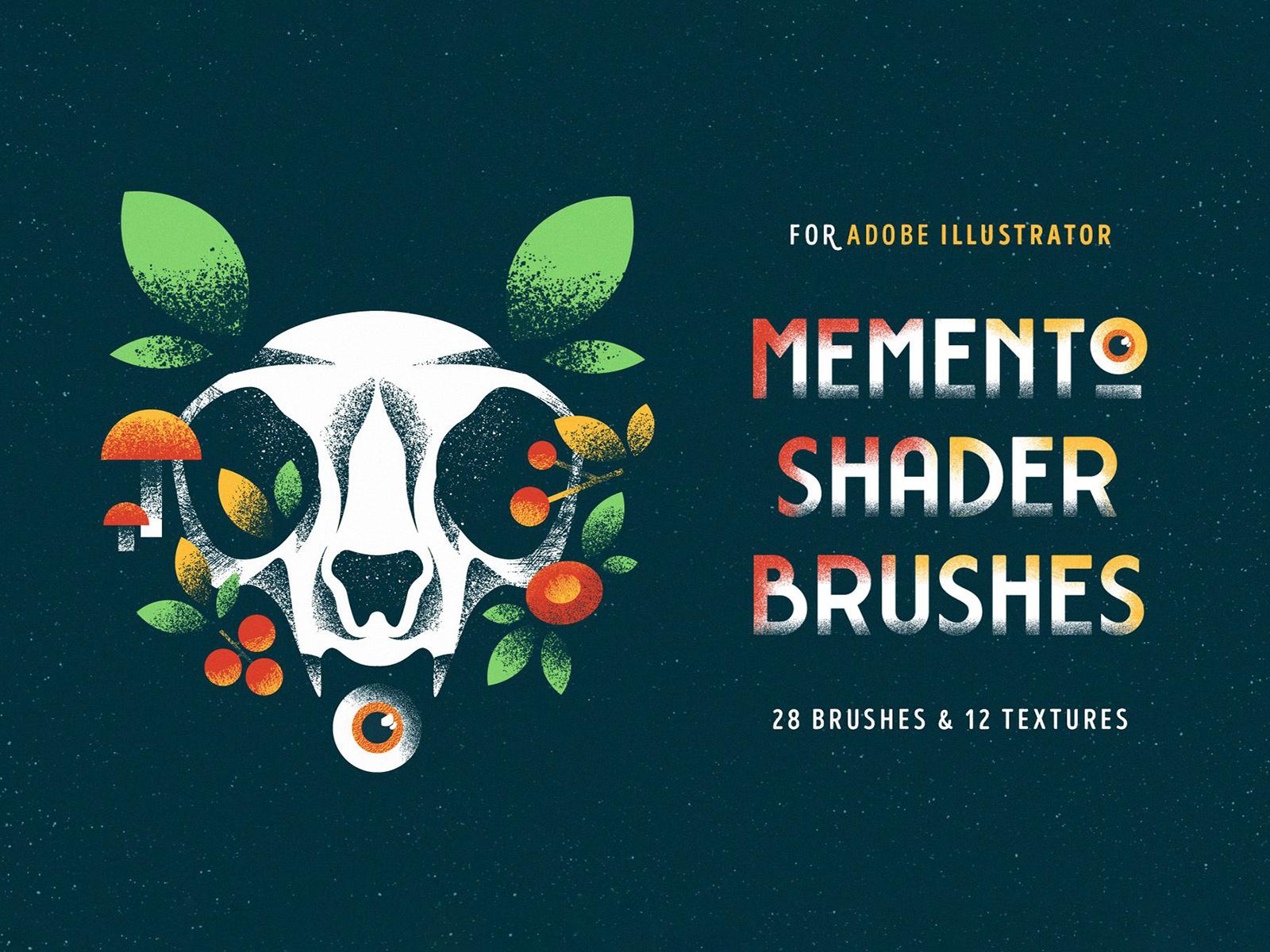 Shader brushes