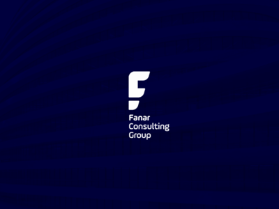 Fanar Consulting Group kosovo pristina identity logo brand group consulting fanar