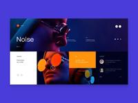 Motivation Concept Design - Website