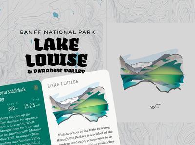 Lake Louise & Paradise Valley