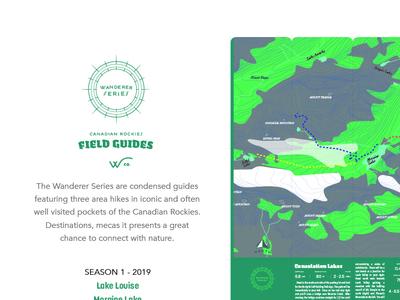 Wco Canadian Rockies Field Guide Series