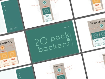 20 pack backers