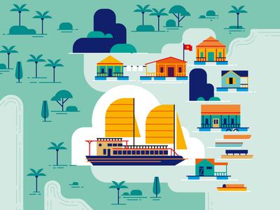 Destination: Ha Long Bay