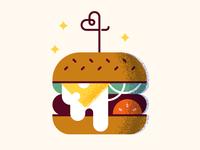 Saarmoji® – Burger