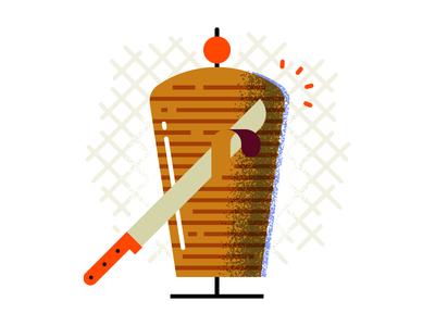 Saarmoji® – Kebab