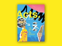 Acts Book Cover
