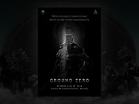 Dota 2 Gaming Event Poster