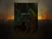 Counter Strike : Global Offensive Gaming Event Poster