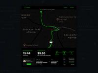 Location Tracker - Daily UI Challenge #020