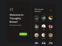 Onboarding - Daily UI Challenge #023