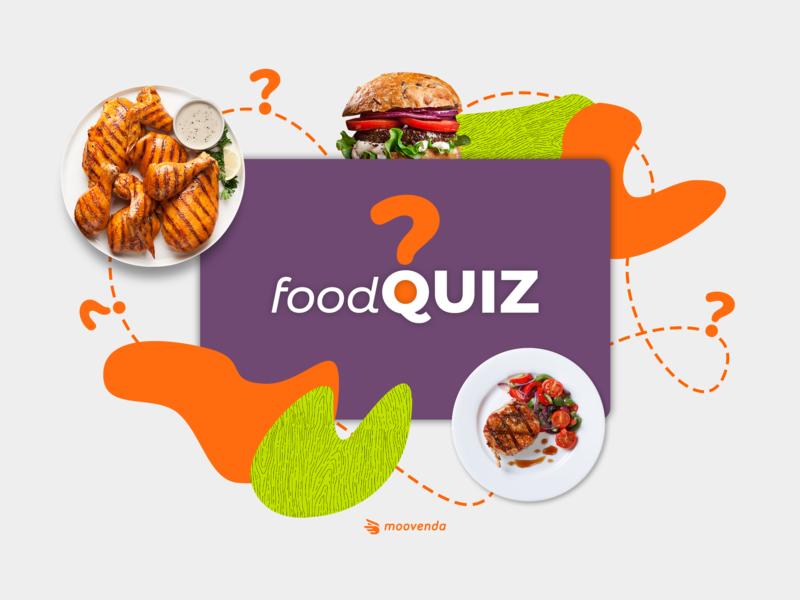 Food Quiz By Dario Dribbble Dribbble