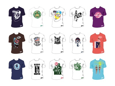 T Shirts Monsieur Al Apparel