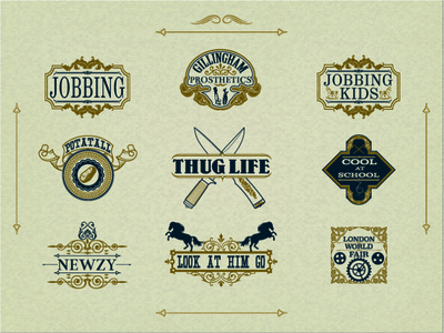 Assassin s Creed Syndicate Logos communication