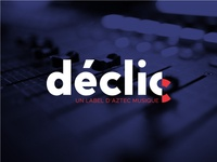 """Déclic"" Visual Identity"