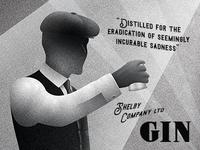 Peaky Blinders Gin Advert