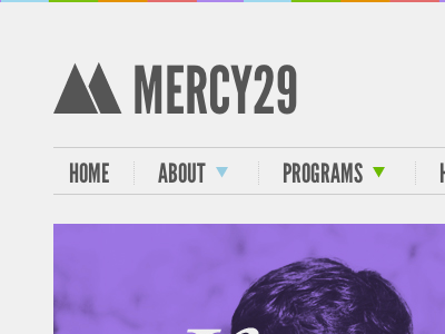 Mercy29 website mercy29 non profit social justice africa india