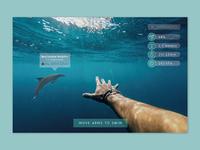 Daily UI #073 - Virtual Reality