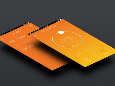 Timer Design Concept