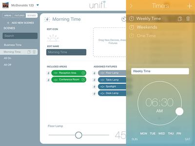 Light Commissioning App Timer Edit